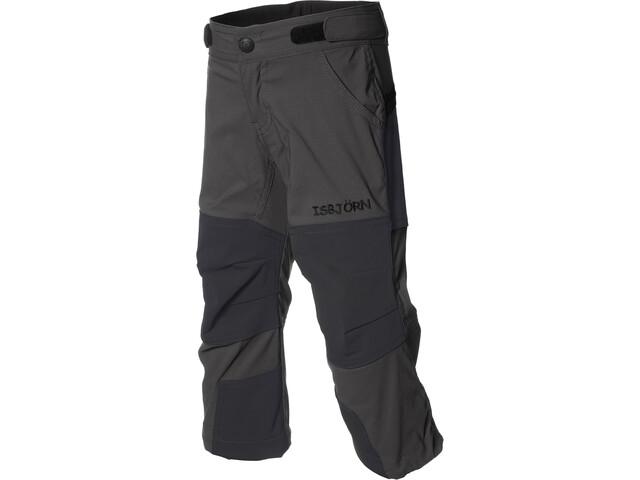 Isbjörn Trapper II - Pantalones Niños - gris